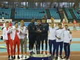 Match international junior  d'épreuves combinées à Madrid